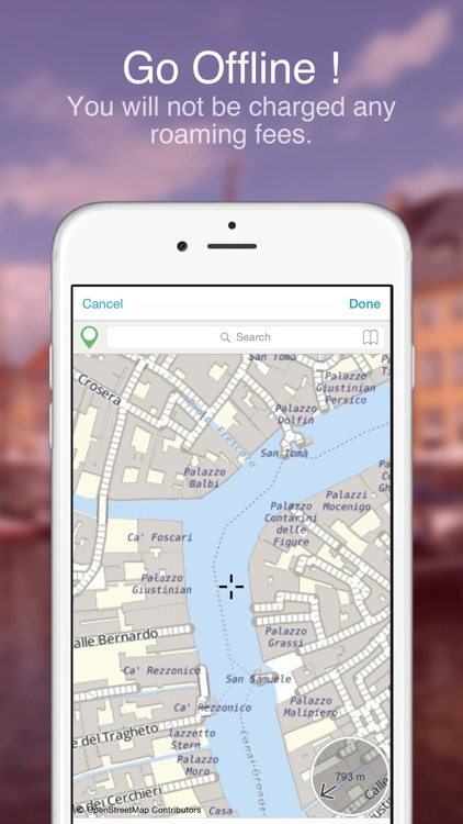 Venice on Foot : Offline Map screenshot-3