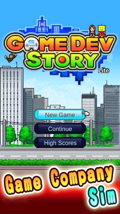 Game Dev Story Lite screenshot-4