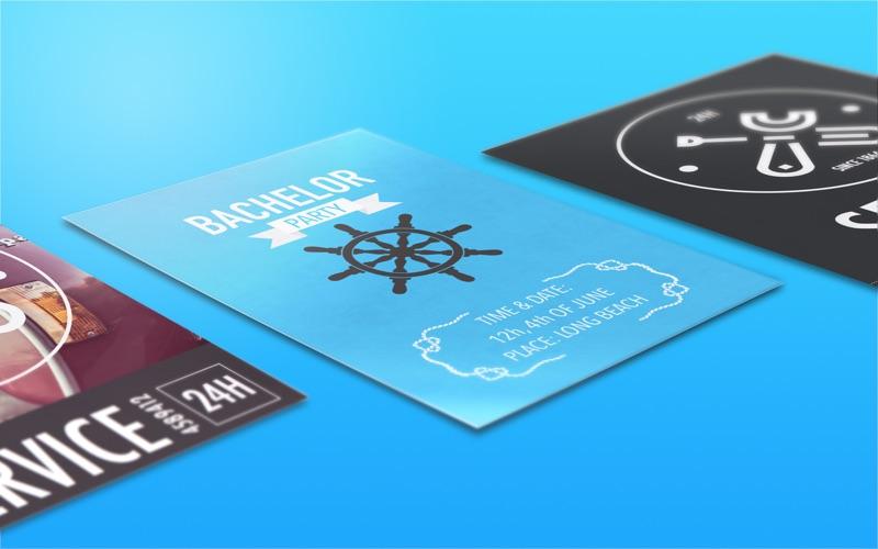 Templates Hero - Designs for MS Word Lite скриншот программы 1
