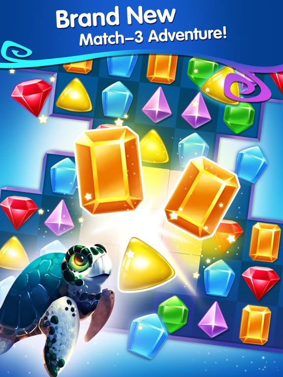 Magic Gems Heroes - Super War of Genies Jewel Free-ipad-0