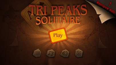 Card Game:TriPeaks Solitaire