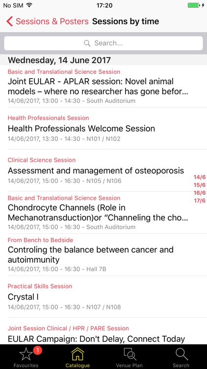 EULAR 2017 screenshot-1