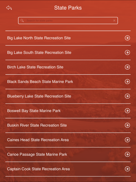 Alaska State Parks, Trails & Campgrounds-ipad-2