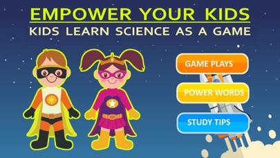 THIRD GRADE SCIENCE STUDY GAMES & QUIZ by HERMIONEのおすすめ画像1