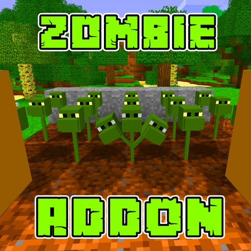 Zombie Apocalypse Addons and Maps for Minecraft PE by Thai Quoc