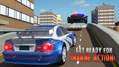エスケープ警察の車の追跡PROゲーム:スマッシュ警察の自動車 Escape Police Carsのおすすめ画像1