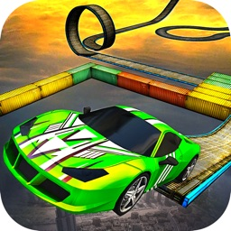 Impossible Car Tracks 3D : Stunt Driving Simulator