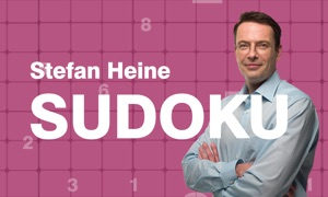Stefan Heine Sudoku - easy to moderate