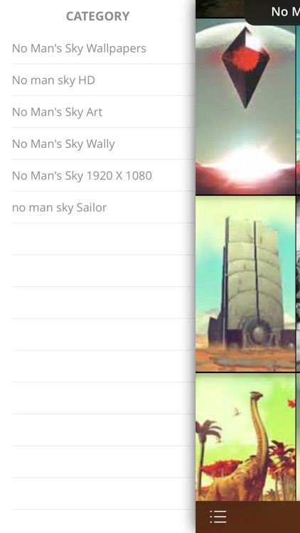 Wallpaper for No Man's Sky HD   Stickers & Effects