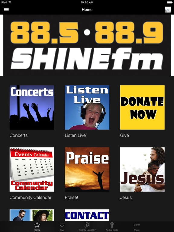 Shine FM Ohio screenshot 4