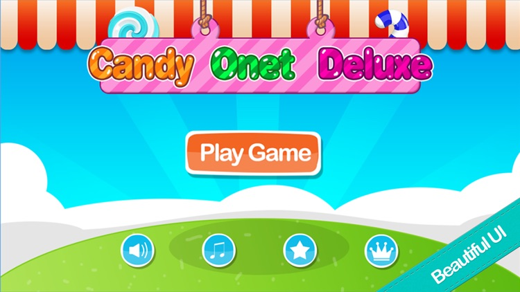 Onet Connect Puzzle - Twin Candy Blast