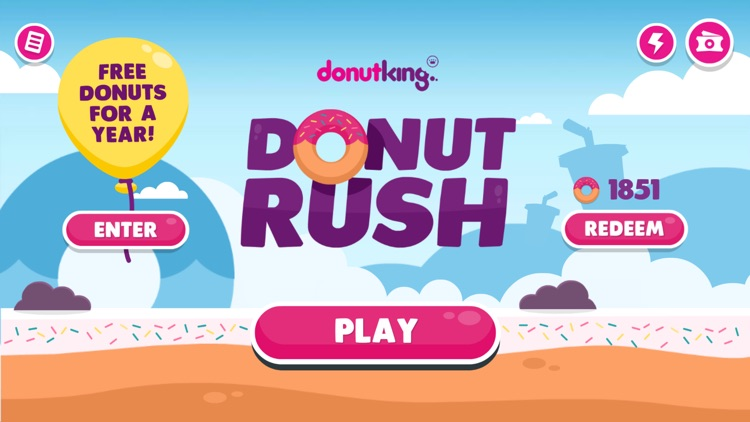 Donut Rush screenshot-0