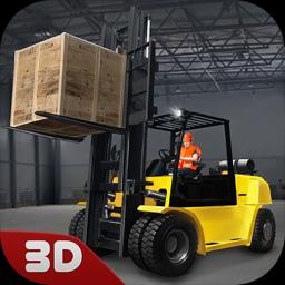 Forklift Simulator 3D - Forklift Driver 2017