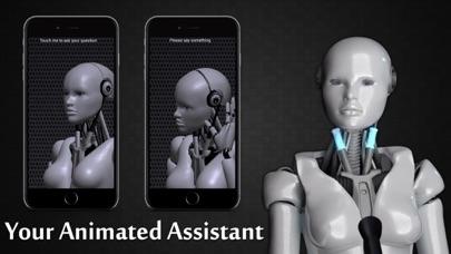 Voice Answer Lite Screenshot on iOS