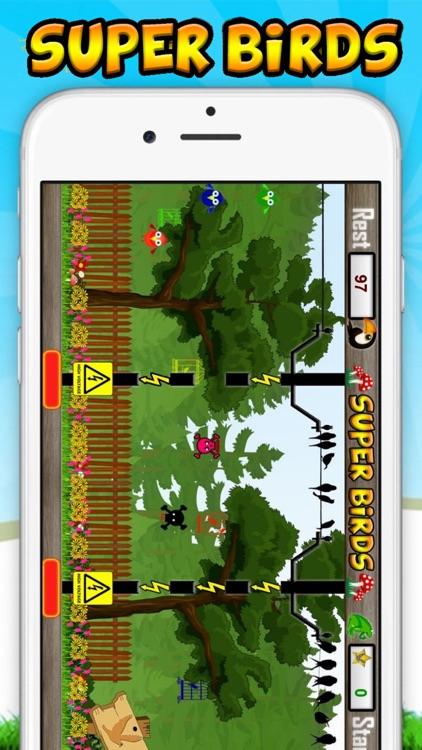Super Birds Adventures Game