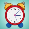 Timer for kids - visual task countdown for preschool children, family & friends - help in chore daily activities & morning routines!