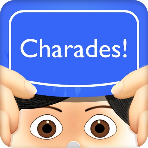 Charades - Cards up on Heads - Free Party Games
