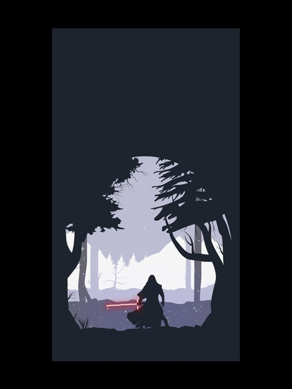 Screenshot #1 for Unique Wallpapers for Star Wars Free Backgrounds ...