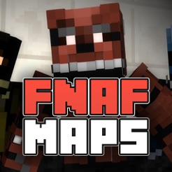 Fnaf maps for minecraft pe on the app store fnaf maps for minecraft pe 4 gumiabroncs Choice Image