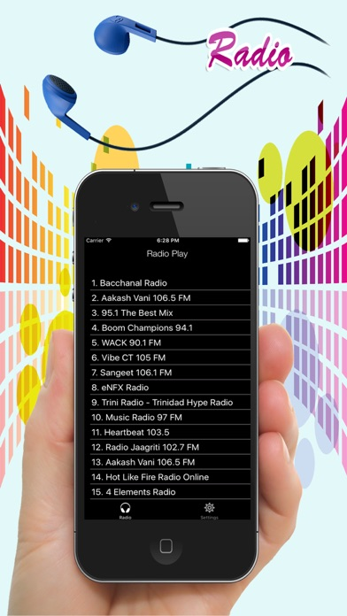 Appgrooves Compare Trinidad And Tobago Radios Top Stations