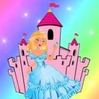 Libro da colorare Principessa colorare Principesse icon
