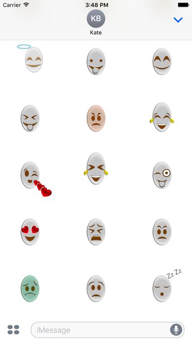 点击获取Eggs Stickers