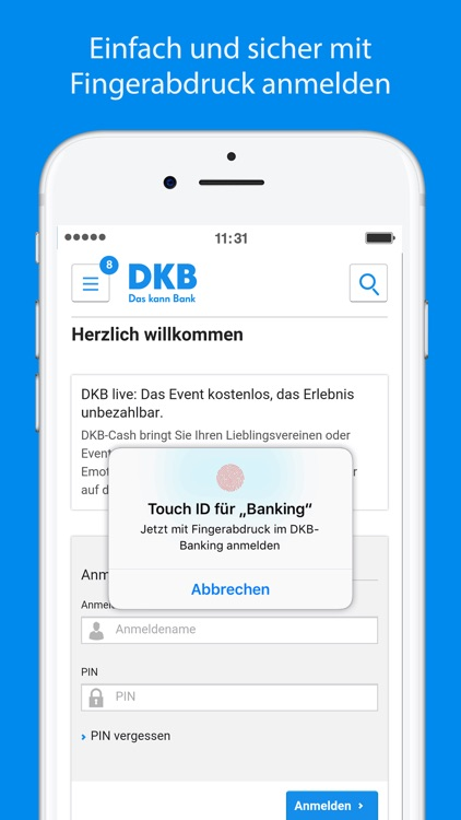 DKB-Banking screenshot-0