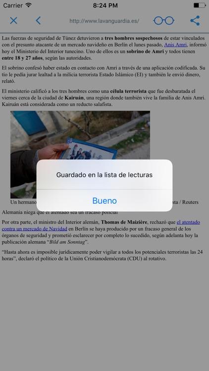 PERIÓDICOS y REVISTAS de ESPAÑA screenshot-4