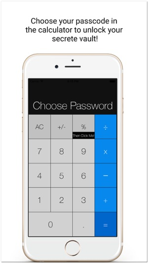 Secret Calculator Tools + Secure Photo Vault on the App Store