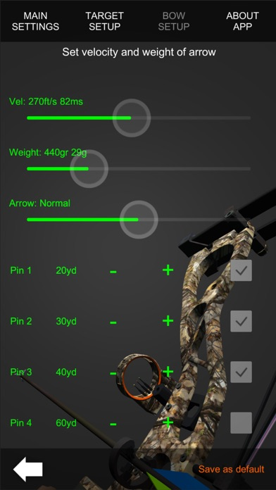 Screenshot for Bow Hunt Simulator in United States App Store