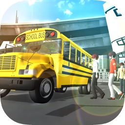 School Bus: 3D Free Game