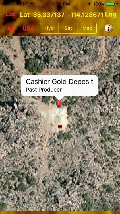 GoldFinderAZPro screenshot-4