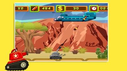 Supper Tank Shooting- War 3 screenshot one