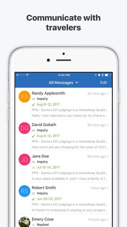 HomeAway VRBO Owner App screenshot-3
