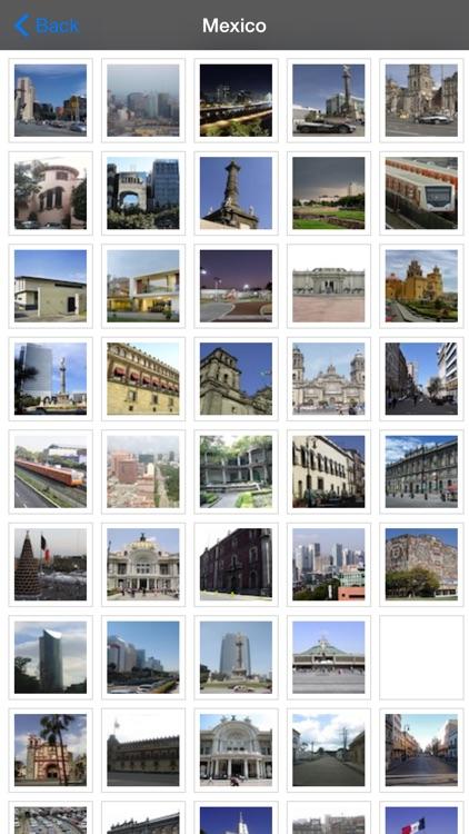 Mexico Offline Map City Guide screenshot-4