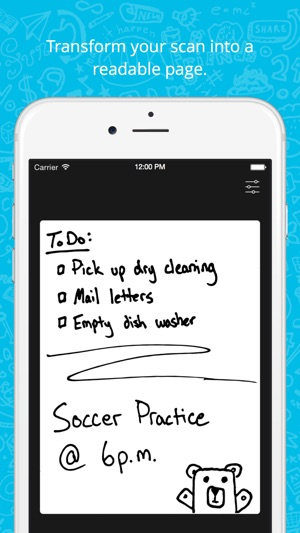 Boogie Board Jot Screenshot
