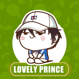 LOVELY PRINCE - NHH Animated Stickers