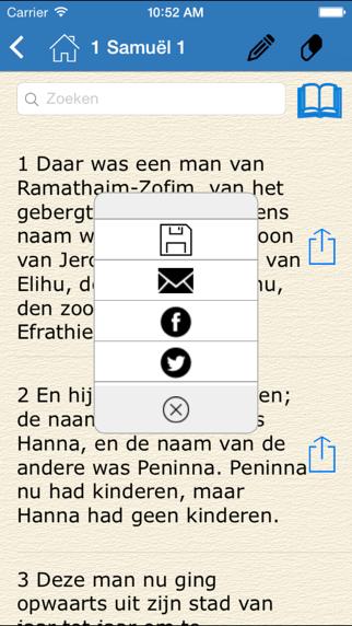 De Bijbel (The Bible in Dutch) Screenshot 2