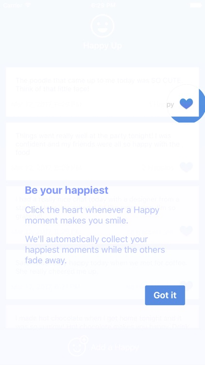 Happy Up - Your Happy Journal