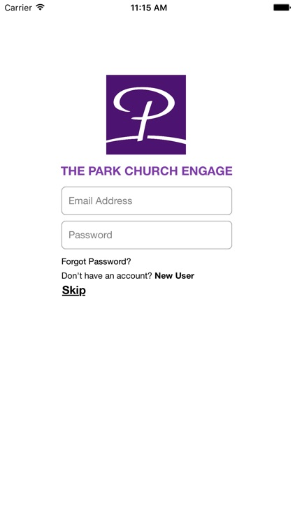 The Park Church Engage
