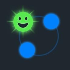 Activities of Rotating Dots