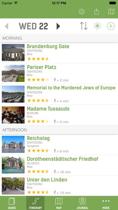 Berlin Travel Guide - mTrip Screenshot 2