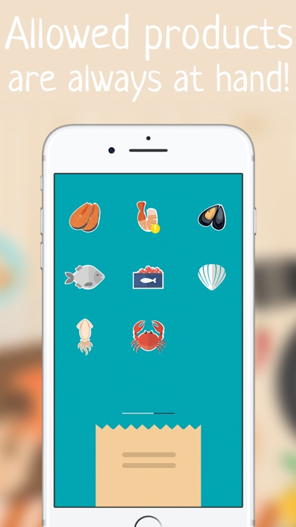 Atkins app Diet shopping list Food checker planner