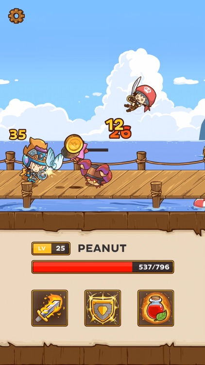 Postknight screenshot-1