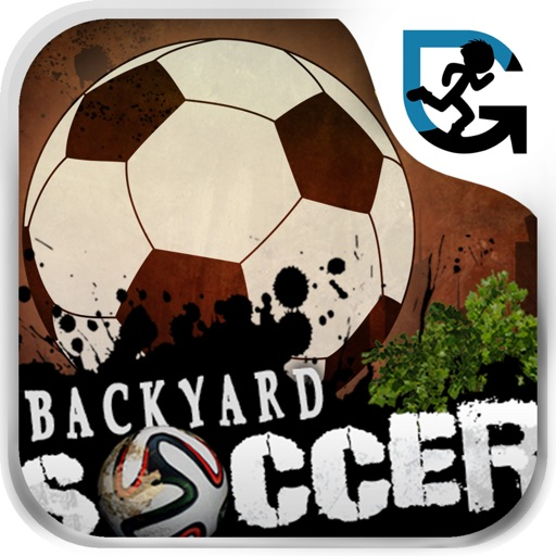 Backyard Soccer 3D Hits icon