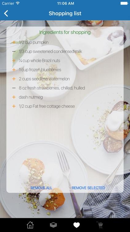 Smoothie Recipes for You! screenshot-3
