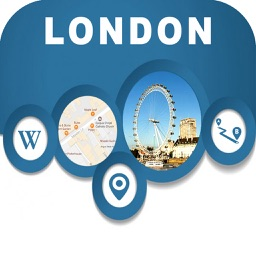 London UK City Offline Map Navigation EGATE