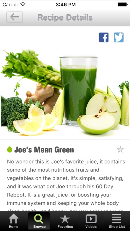 101 Juice Recipes app image