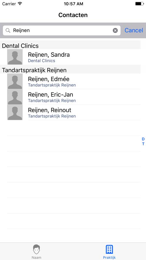 Tandartsen Midden Brabant App 截图