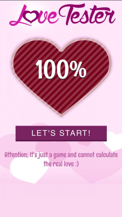 Love Tester Partner Match Game for windows pc